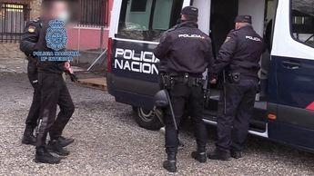 13 detenidos en Caudete (Albacete) de una organización criminal hispano-serbia dedicada a la exportación de marihuana por Europa