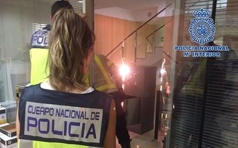 Tres detenidos en Albacete por robar móviles en Toledo y Ciudad Real