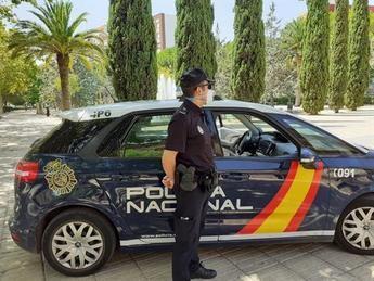 Un Policía Nacional fuera de servicio evita un robo con violencia contra un octogenario en Puertollano