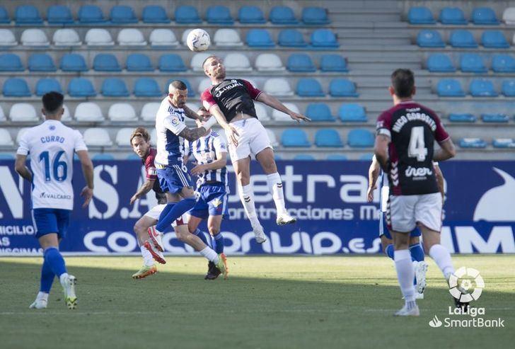 El Albacete sorprende en el debut de Noguerol y gana a la Ponferradina (0-1)