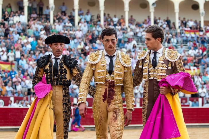 El torero Paco Ureña pierde definitivamente el globo ocular izquierdo, tras su cogida en la Feria de Albacete