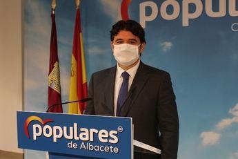 Navarro (PP) lamenta que los alcaldes de Castilla-la Mancha no esperan nada de Page para afrontar la pandemia