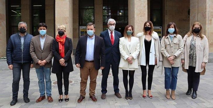 La compra del Banco de España en Albacete acaba con el 'popular' Reina expulsado del pleno y el PP abandonando la sesión