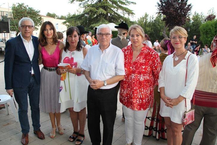 Los vecinos del barrio Sepulcro-Bolera de Albacete celebran sus fiestas