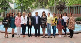 Gloria Reales (PP) anuncia las medidas en materia de igualdad de su candidatura en Albacete