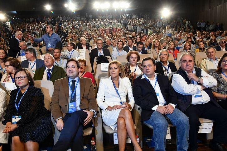 Carolina Agudo será la nueva secretaria general del PP de Castilla-La Mancha y Cospedal la presidenta de honor