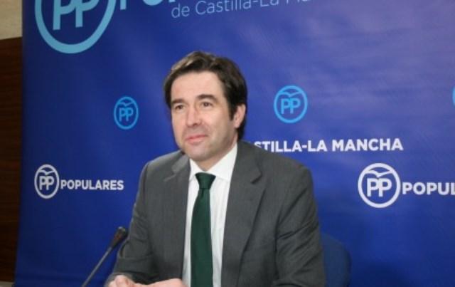 Robisco (PP) señala que Sánchez y Page han traicionado a los castellano-manchegos al defender el trasvase