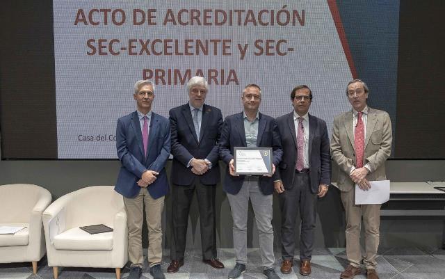 Premios por su calidad asistencial al hospital de Albacete en el servicio de cardiología