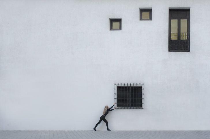 El albaceteño César Dussac, ganador del certamen de fotografía 'Albacete Siempre', de la Diputación