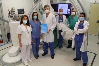 Máximo galardón de la Sociedad Europea de Radiología para profesionales del Hospital de Toledo