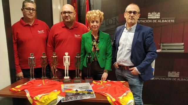 El 'Gran Premio de Primavera' de Ontur ha sido incluido en el Circuito de la Copa de España de Ciclismo