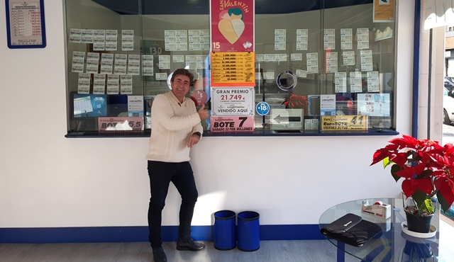 Premio de más de 21.000 euros en la Primitiva para un acertante de Albacete