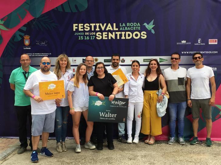 El Festival de los Sentidos 2019 de la Roda convoca las bases para el concurso de tapas