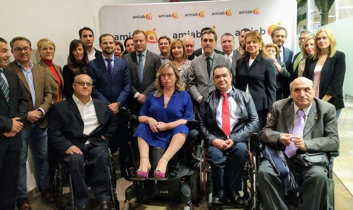 La gala de los Premios de Inclusión Social de AMIAB llegó a su XXII edición