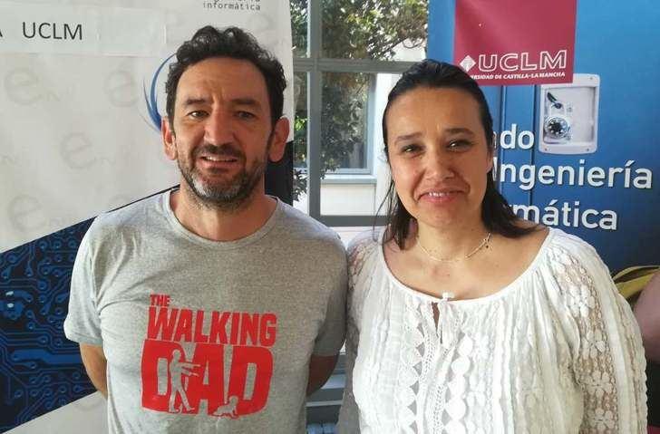 Dos profesores de Ia UCLM en Albacete reciben en Dublín premios por artículos científicos