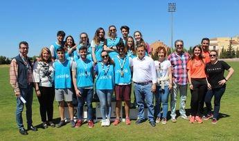 Entregados en Albacete los premios de la octava edición de la Carrera del Agua a favor de Unicef
