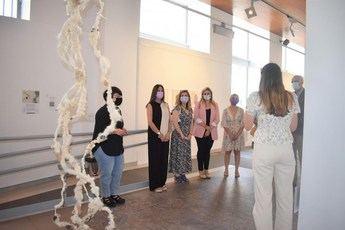 Desde este martes se podrán presentar trabajos a los Premios y Muestra Mujeres en el Arte 'Amalia Avia'