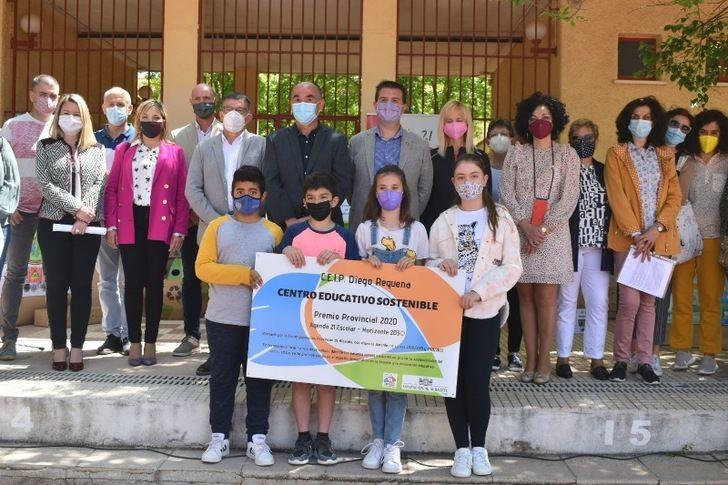 Los centros educativos de Albacete pueden ya inscribirse a la nueva edición de los Premios Agenda 21 Escolar- Horizonte 2030