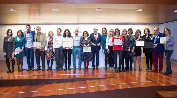 Premios de la Junta a la iniciativa que contribuye a la sanidad amable y humana en los hospitales
