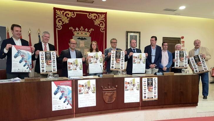 Expovicaman 2019 se prepara ya para su 'segunda parte', la ganadera
