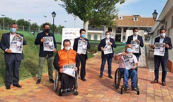 El XII Trofeo Ciudad de Albacete de tenis en silla de ruedas se disputa el próximo fin de semana