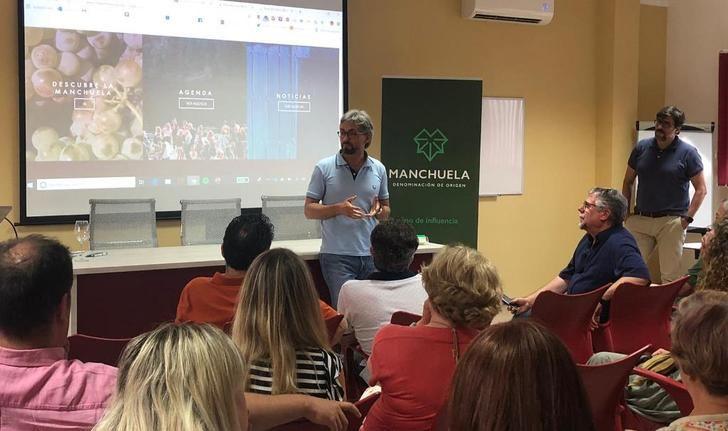La ruta del vino de La Manchuela presenta su nueva web