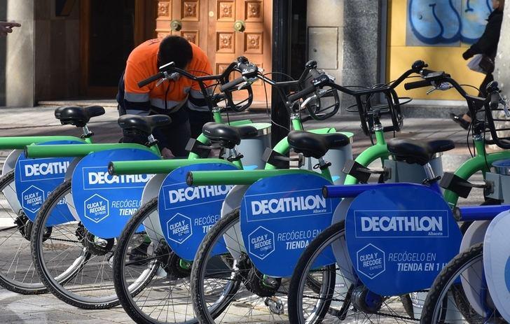 Se prorrogan los abonos de alquiler de bicicletas en Albacete cinco semanas para por la suspensión por la pandemia