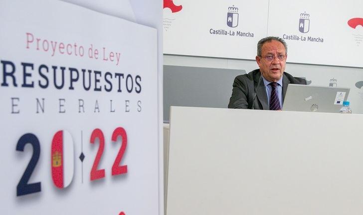 Luz verde al proyecto de presupuesto de Castilla-La Mancha, que asciende a 12.273 millones de euros