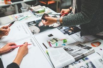 El proceso del diseño gráfico