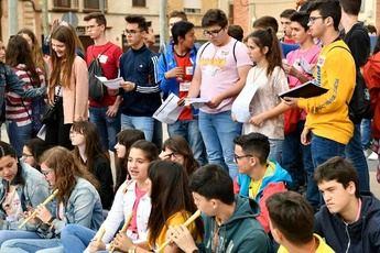 400 alumnos participarán el jueves en Toledo en la III Jornada 'Los profes y sus orquestas' con actuaciones en la ciudad