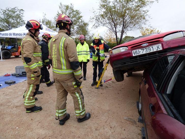 550 alumnos de los servicios de emergencia de la región han participado en 19 cursos de la Escuela de Protección Ciudadana