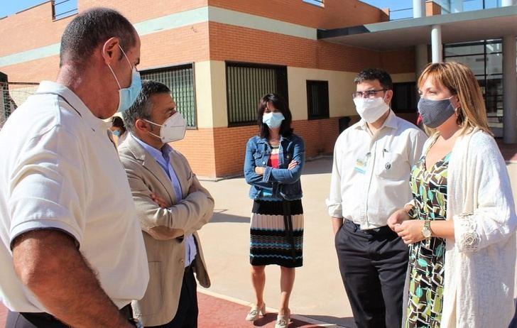 Ayuntamiento Albacete y Gobierno mejoran el horizonte de oportunidades de 29 personas recluidas en 'La Torrecica'