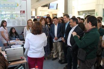 Presentado el proyecto 'Smart Education for Smart Society (SESO) en la Escuela Superior de Ingeniería Informática de Albacete
