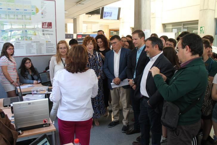 Presentado el proyecto 'Smart Education for Smart Society (SESO) en la Escuela Superior de Ingeniería Informática de Albacete