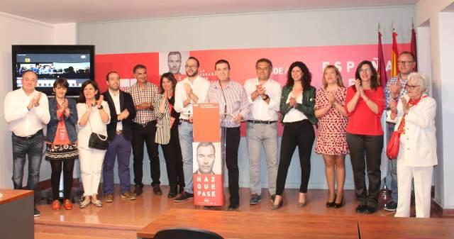 El PSOE de Albacete se felicita por los resultados, tras ganar en 77 de los 87 municipios