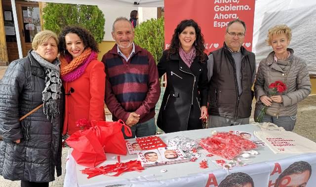 El PSOE de Albacete se vuelca en el mundo rural en los últimos días de campaña electoral