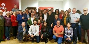 El PSOE de Albacete arranca la campaña en la Sierra del Segura