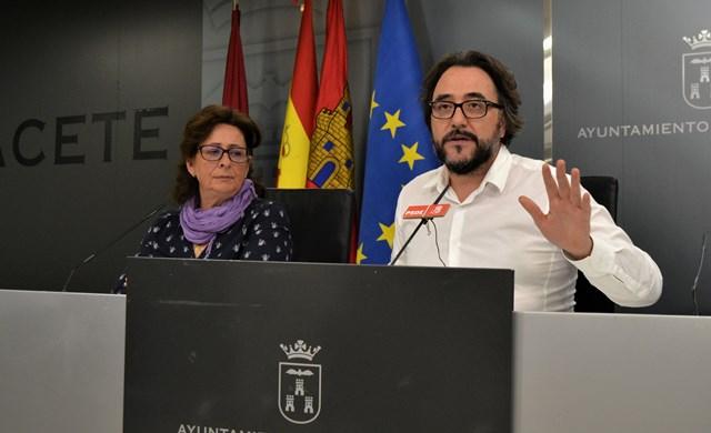 El PSOE acusa al alcalde de Albacete de falta de compromiso con las pedanías