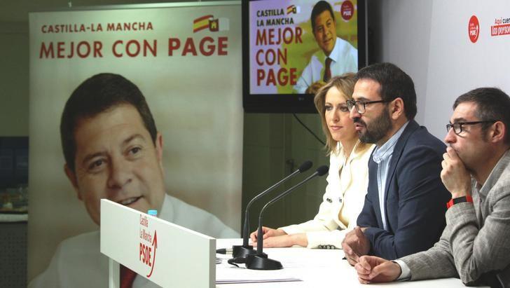 PSOE presenta en campaña electoral un programa con 1.000 medidas para Castilla-La Mancha