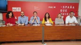 El PSOE provincial de Albacete respalda a sus representantes en el Congreso y rechaza las amenazas a los diputados