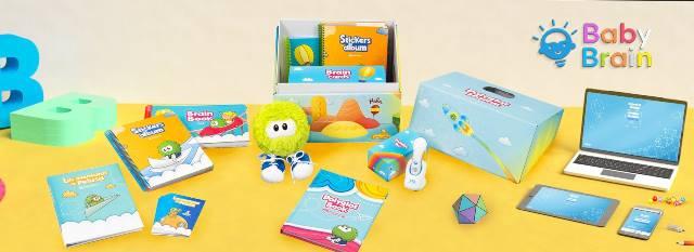 Baby Brain renueva la imagen de su Polyglot Home