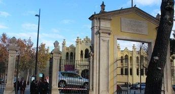 Los dinteles de la antigua Puerta de Hierros de Albacete se colocarán en la réplica que se hizo en los Jardinillos