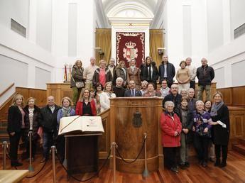 El parlamento de Castilla-La Mancha abre sus puertas el próximo 22 de enero con una visita guiada