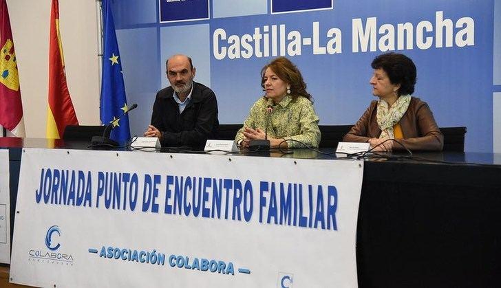 La Junta de Castilla-La Mancha participa en la Jornada de Puntos de Encuentro Familiar de la región