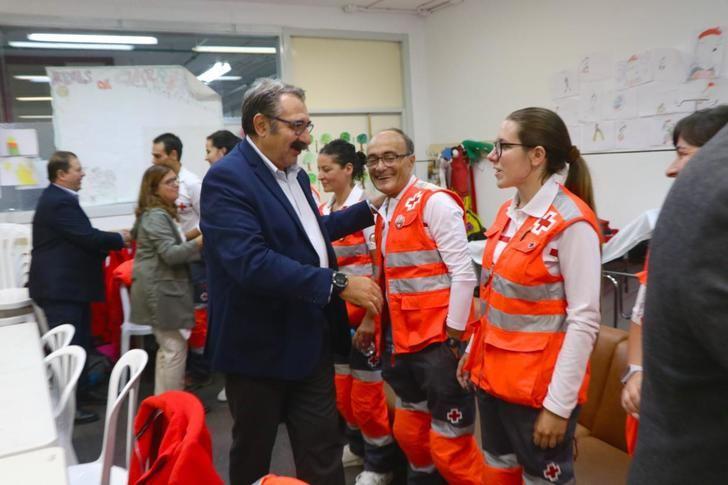 360 pacientes han pasado por el punto de urgencias médicas de la Feria de Albacete
