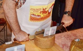 El queso manchego batió recórd de producción en 2020, con 17 millones de kilos, y prevé producir 18 millones en 2021