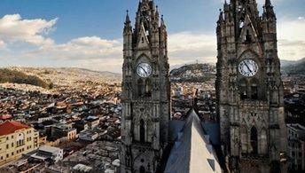 Quito, una ciudad por descubrir
