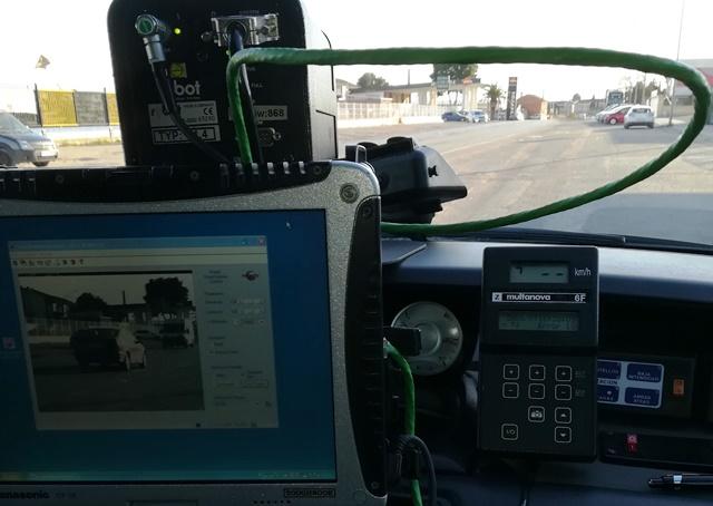 La Policía Local de Hellín comienza una campaña intensiva de control de velocidad