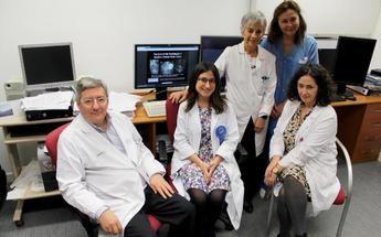 El equipo de radiólogos del Hospital de Toledo ha sido premiado en un congreso en Chicago