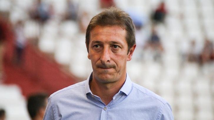 Ramis, entrenador del Albacete, define a Zozulia como un jugador con un 'comportamiento extraordinario'